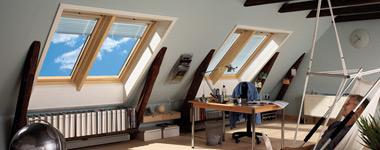 Tageslichtsysteme / Dachfenster / Lichtkuppel / Oberlicht