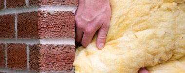 Dachdämmung / Dachbodendämmung / Einblasdämmung