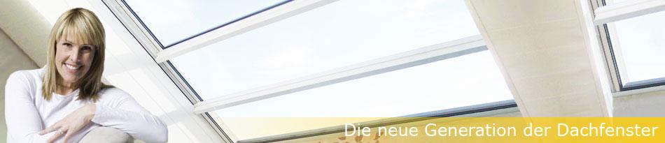 Henke Dachdecker - DayLight-Systems Dachschiebefenster