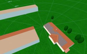 Henke Solartechnik bei Stadthagen - Anlagenplanung