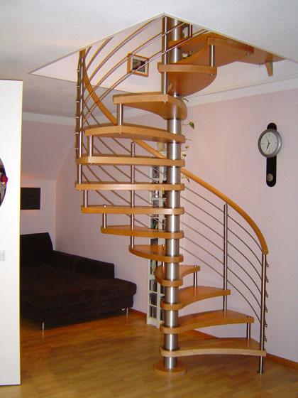 wendeltreppen heinrich henke gmbh. Black Bedroom Furniture Sets. Home Design Ideas