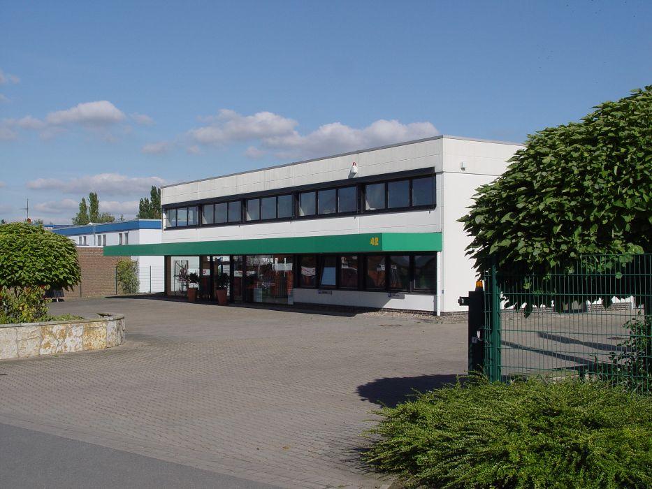 Heinrich Henke GmbH - Firmengebäude