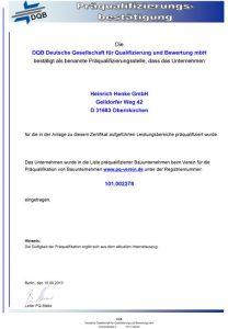 Henke-Dachdecker-Schaumburg-Urkunde-Präqualifizierung-Bau-1