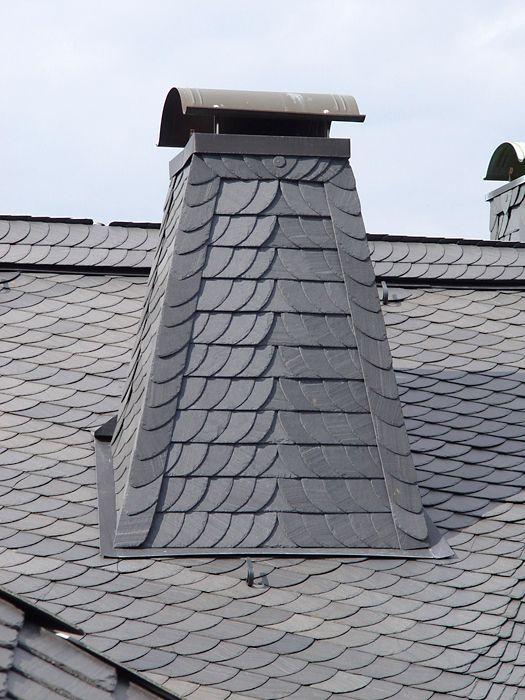 Henke Dachdecker und Zimmerei für Minden - Energie-Fachberater: Fördert die KfW auch eine Schornsteinsanierung ? Förderung gibt es im Rahmen des Heizungstauschs