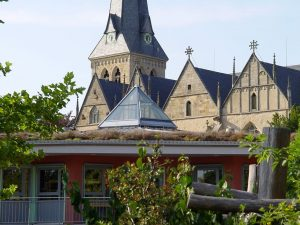 Henke Dachdeckerei & Zimmerei - Dachbegrünung Kindergarten Stiftberg in Herford