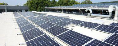 Solartechnik / Solarstrom / Photovoltaik