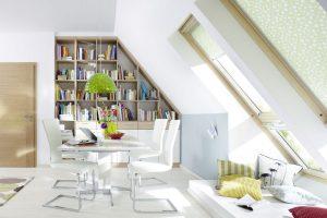 Henke Dachdecker für Stadthagen - VELUX Licht- und Raumgewinn durch großflächige Fensterlösungen