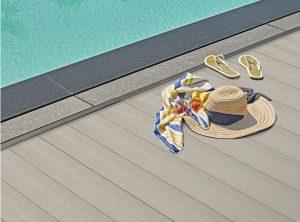Henke Holzbau für Bückeburg - Neues Terrassensystem Terrace Massiv pro