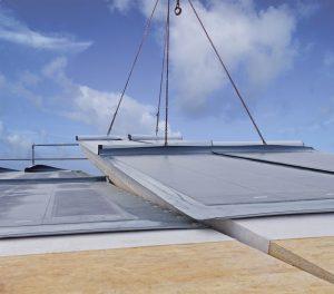 Henke Zimmerei für Stadthagen - LITEC Energiedach. Das maßgeschneiderte Dachbau-System für Sattel- und Pultdächer