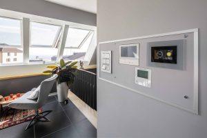 Henke Dachfenster für Rinteln - Roto Smart Home Dachfenster Designo i8
