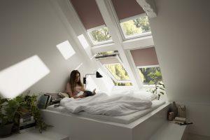 Henke Dachfenster für Stadthagen - VELUX Verdunkelungs-Rollo