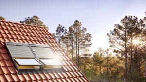 Henke Dachfenster für Bückeburg - VELUX Rollladen