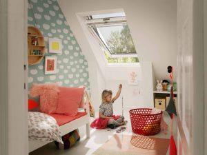 Henke Dachfenster für Rinteln -VELUX Hitzeschutzmarkise