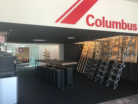 Henke Zimmerei für Stadthagen - Columbus Treppen GmbH: Traditionsunternehmen schafft innovative Lösungen für Dachtreppen, Dachausstiege und Geschosstreppen.