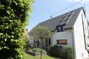 Henke Dachfenster für das Auetal - Roto Dachfenster Hitzeschutz