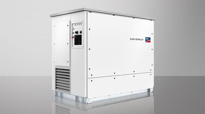 Henke Solartechnik für Rinteln - SMA bringt weltweit leistungsstärksten Zentral-Wechselrichter auf den Markt