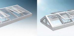 Henke Dachdecker für Rinteln - JET Sattel- oder Pultlichtband