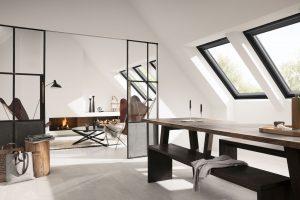 Henke Dachfenster für Bückeburg - Das Fenster ist als spezielles Angebot insbesondere für designaffine Kunden und Planer geplant