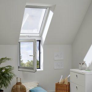 Henke Dachfenster für Rinteln - VELUX Fassadenfenster Lichtband