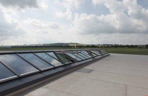 Henke Dachfenster für Hannover - VELUX Modular Skylight
