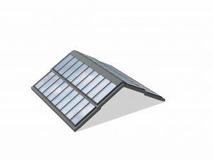 Henke Dachfenster für Herford - VELUX Modular Skylight