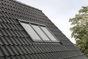 Henke Dachfenster für Bückeburg - VELUX Studiofenster