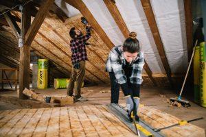 Henke Dachdeckerei | Zimmerei | Solartechnik für Schaumburg - Bundesförderung für effiziente Gebäude